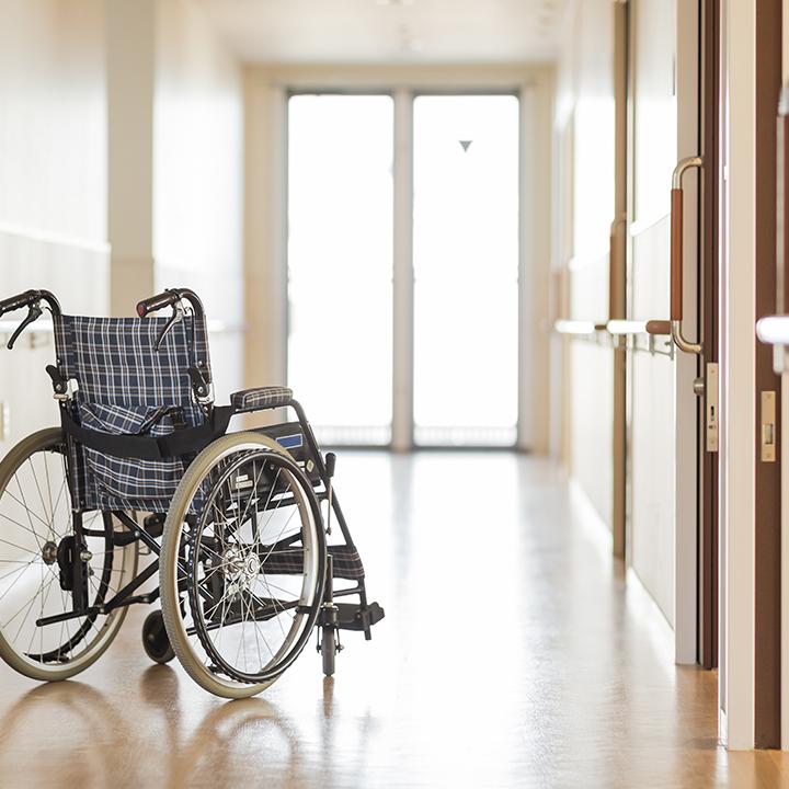 介護施設ならではの設備